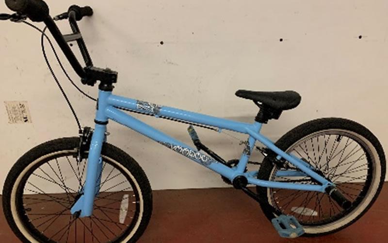 Voodoo BMX Blue